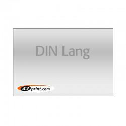 Flyer DIN Lang quer drucken
