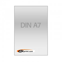 Flyer DIN A7 hoch