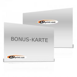 Bonuskarte quer