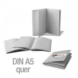 Broschüren DIN A5 quer (4/4-farbig)