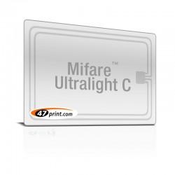 Mifare™ Ultralight C RFID Plastikkarten