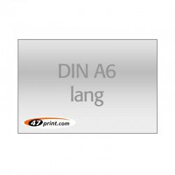 Flyer DIN A6 lang, quer