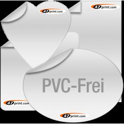 Premium Aufkleber PVC-Frei drucken
