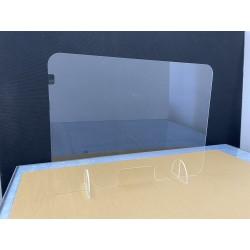 Hygieneschutz Aufsteller Acrylglas