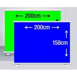 RollUP Bannerdisplay 200cm x 158cm